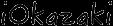 iOkazaki Sticky Logo